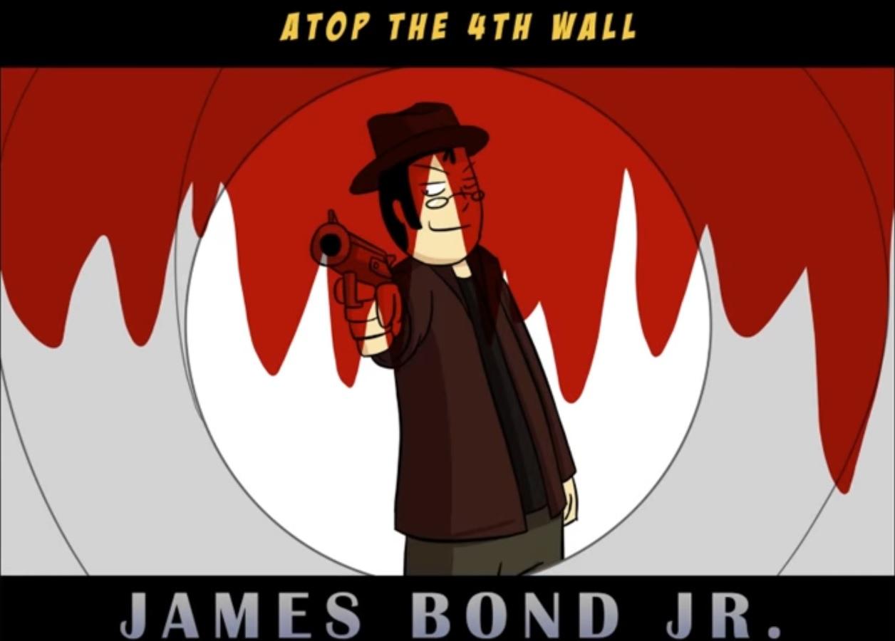 James bond jr 3 at4w