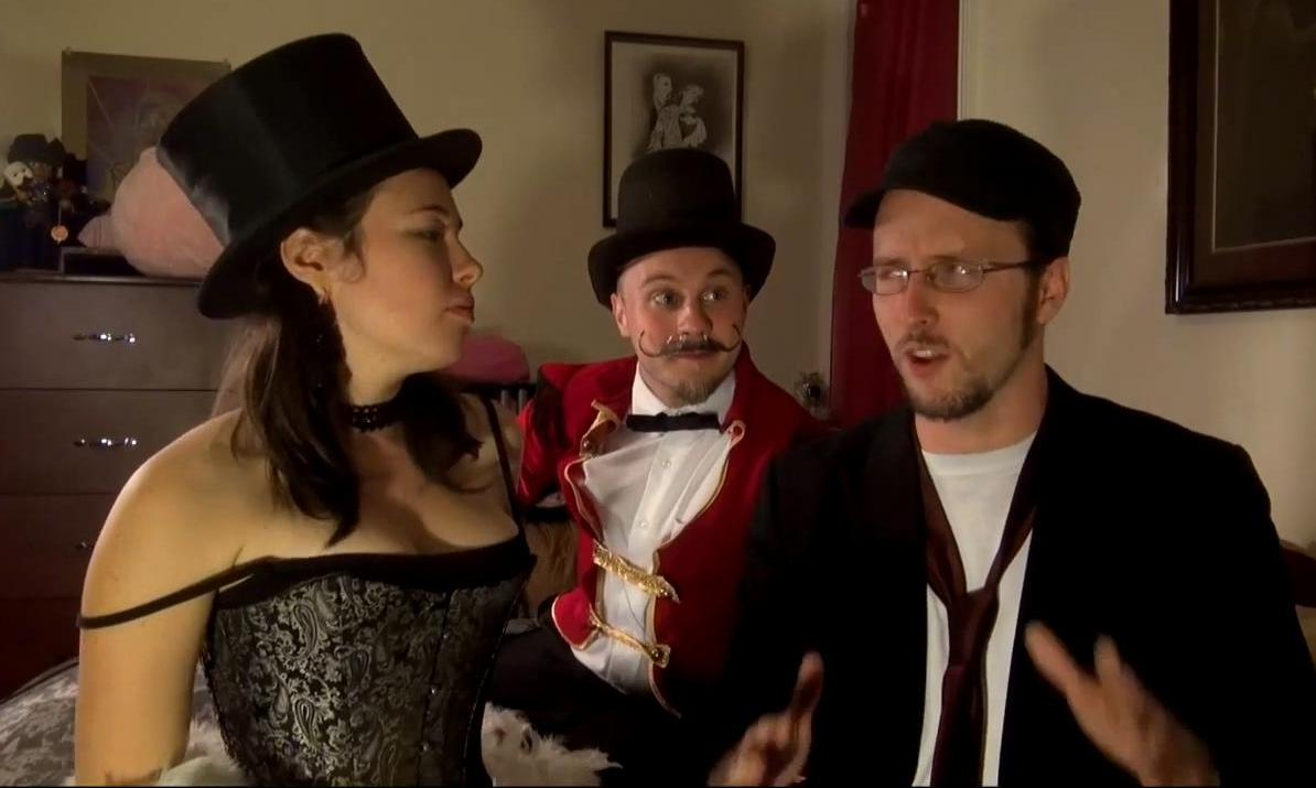 Image - Moulin Rouge group nostalgia chick corset.jpg ...