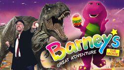 Barney'sGreatAdventureNC
