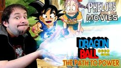 Dragon ball path to power phelous