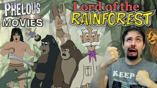 Lord of rainforest phelous