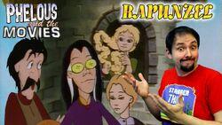 Rapunzel bevanfield phelous