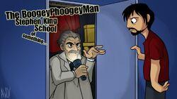 Boogeyman stephen king phelous