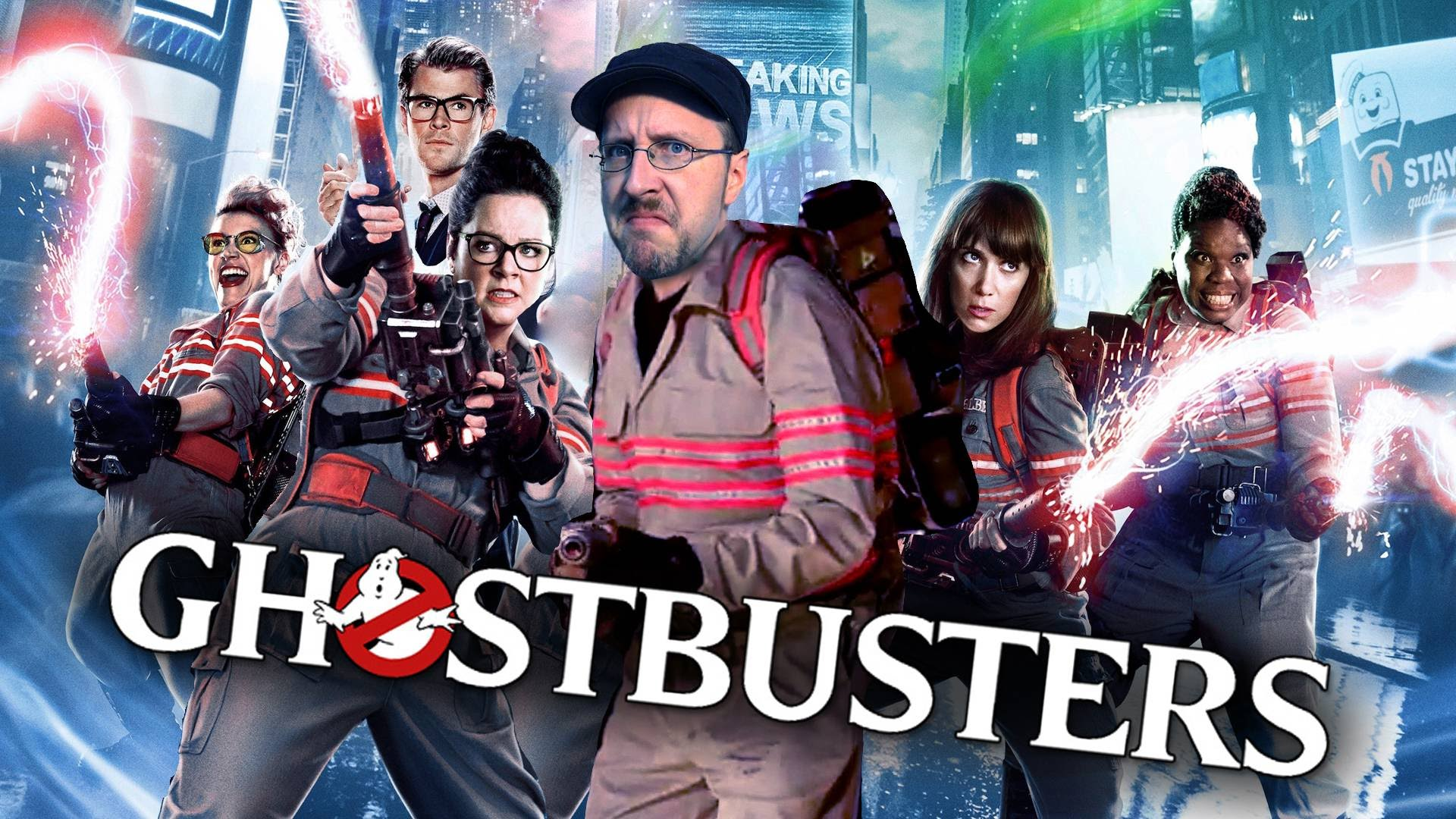 Ghostbusters (2016) | Channel Awesome | FANDOM powered by Wikia