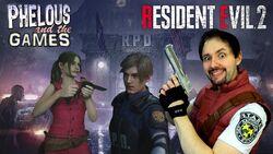 Resident evil 2 remake phelous