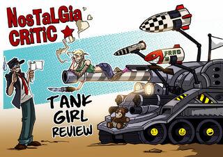 NC Tank Girl by MaroBot