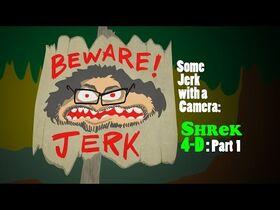 Shrek 4d some jerk 1