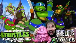 Tmnt transdimensional turtles phelous