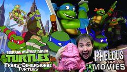 Tmnt transdimensional turtles phelous