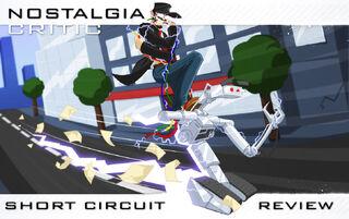 NC Short Circuit by MaroBot