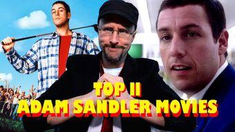 Top 11 Good Adam Sandler Movies Channel Awesome Fandom