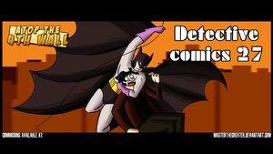 Detective comics 27 linkara