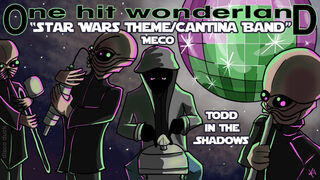 OHW Star Wars Cantina Song by krin