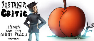Nc james and the giant peach by marobot-d49rlyz