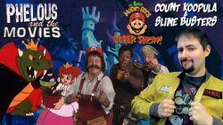 Mario koopula slimebusters phelous