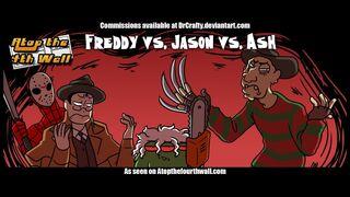 Freddy jason ash at4w