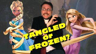 Tangledvsfrozen