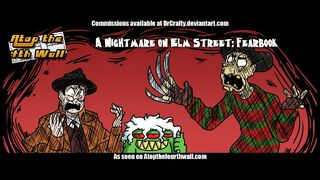 4th wall elm street fearbook