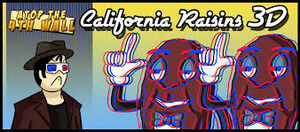 California raisins linkara