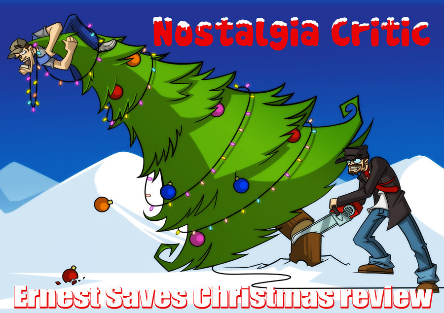 Ernest Saves Christmas Elf.Ernest Saves Christmas Channel Awesome Fandom Powered By