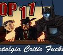 Top 11 F*ckups