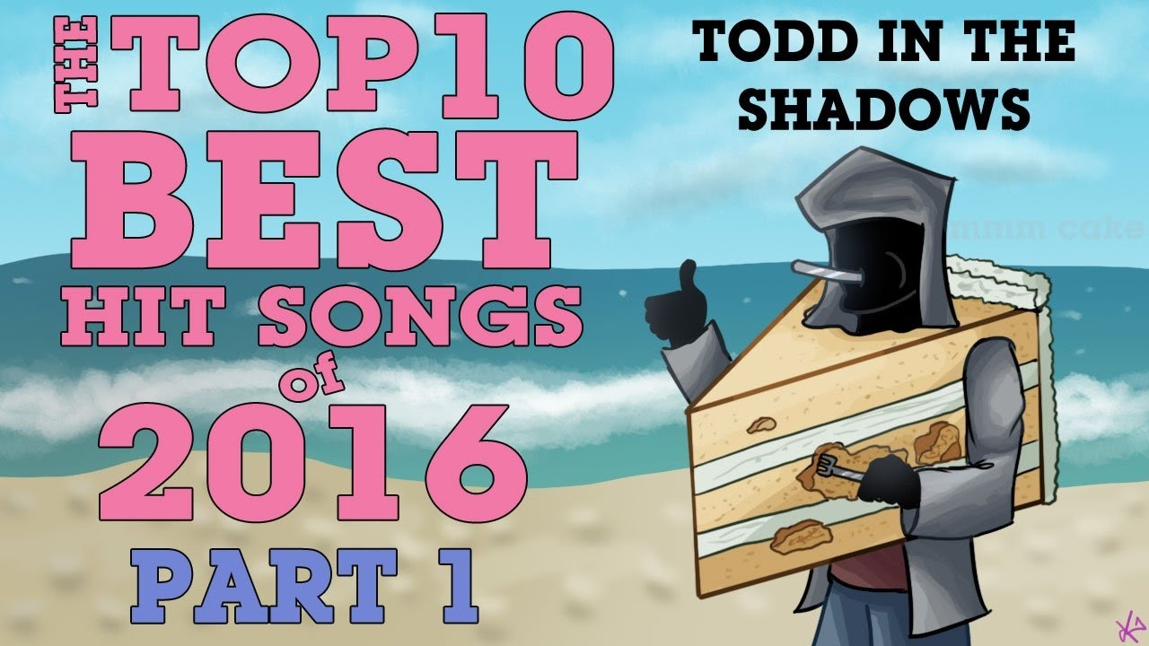 The Top Ten Best Hit Songs of 2016   Channel Awesome   FANDOM