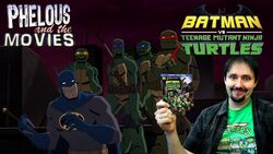 Batman ninja turtles phelous