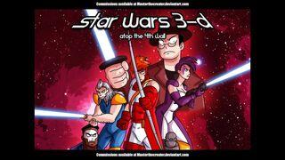 Star wars 3d at4w