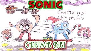 Sonic christmas blast phelous
