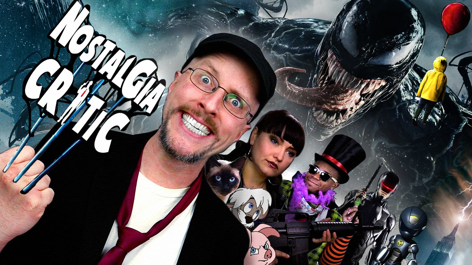 List Of Nostalgia Critic Episodes   Channel Awesome   FANDOM