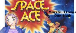 Marzgurl loves space ace