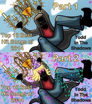 Todd's Top 10 Best Hit Songs of 2014 Thumbnail