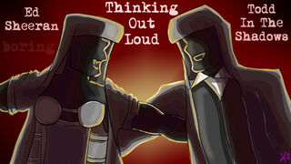 Thinking Out Loud by krin