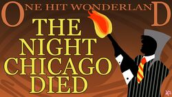 Night chicago died todd in shadows