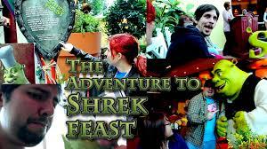 Shrek feast phelous