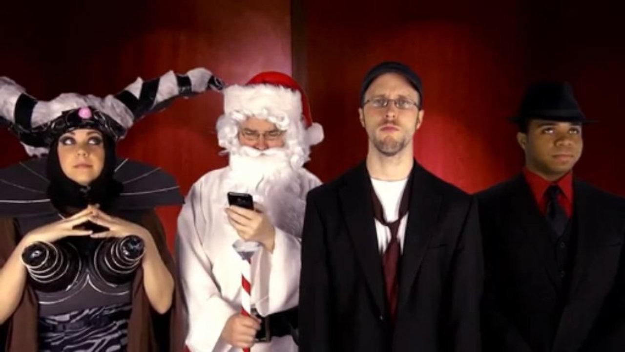 Santa Christ   Channel Awesome   FANDOM powered by Wikia