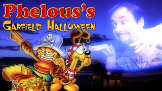 Phelous garfield halloween