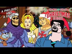 He-man she-ra christmas phelous