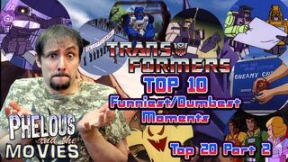 Transformers funny 2 phelous