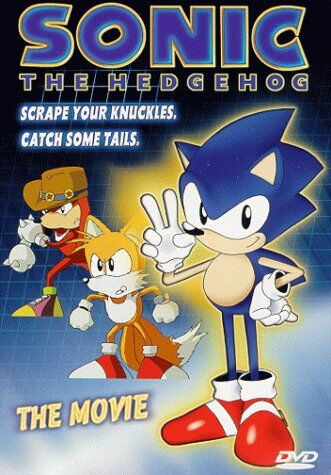 Sonic The Hedgehog The Movie Channel Awesome Fandom