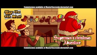 Superman's christmas adventure at4w