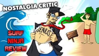 Nostalgia Critic -28 - Surf Ninjas