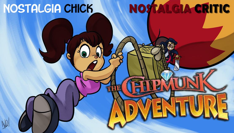 Chipmunk Adventure | Channel Awesome | Fandom