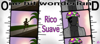 Rico Suave by krin