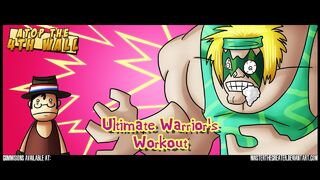Ultimate warrior workout at4w