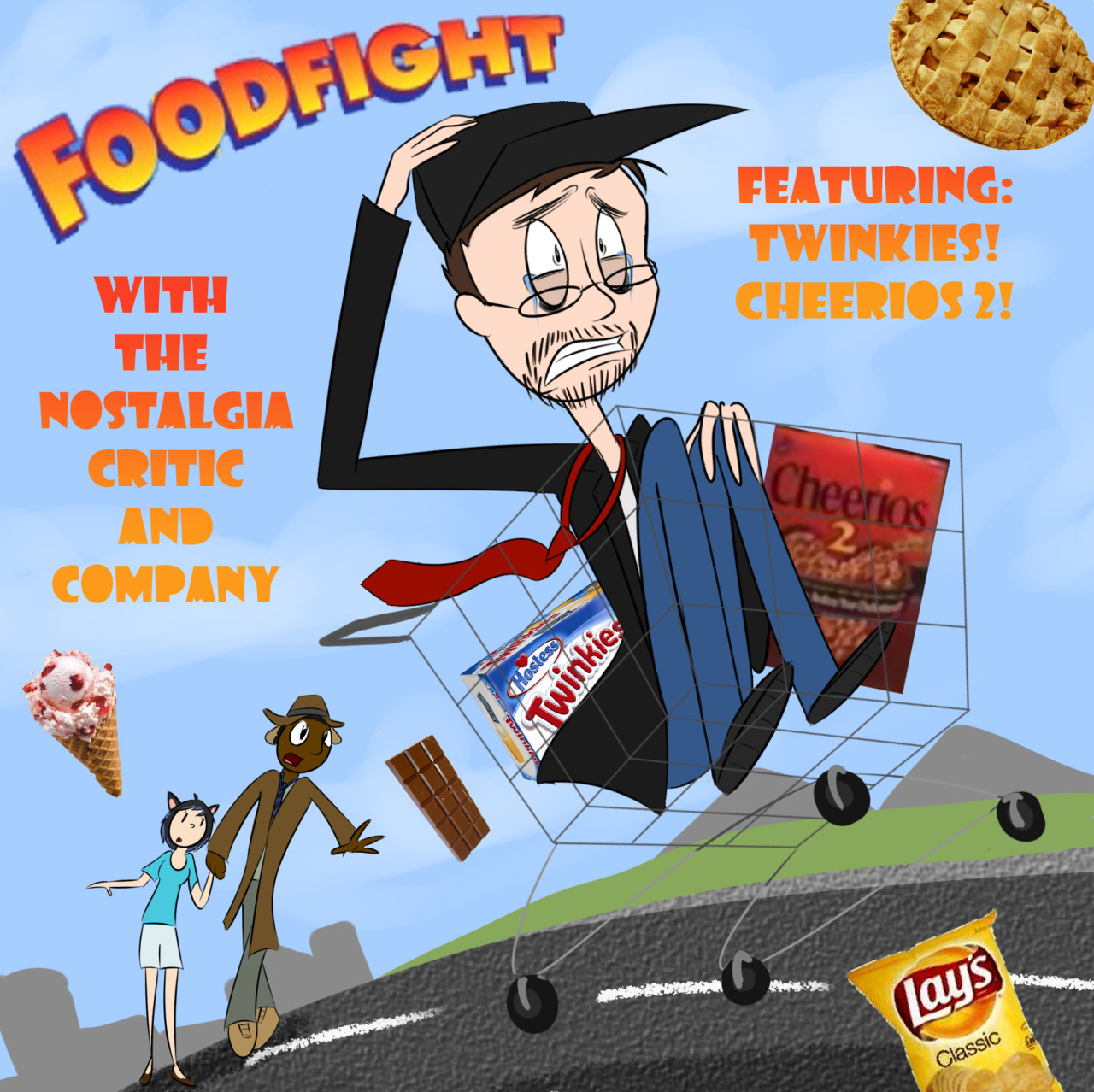 Foodfight! | Channel Awesome | FANDOM powered by Wikia