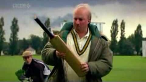 Mitchell & Webb - Can Pisswiddle Win the Ashes?