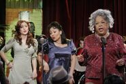 Della Reese on That's So Raven