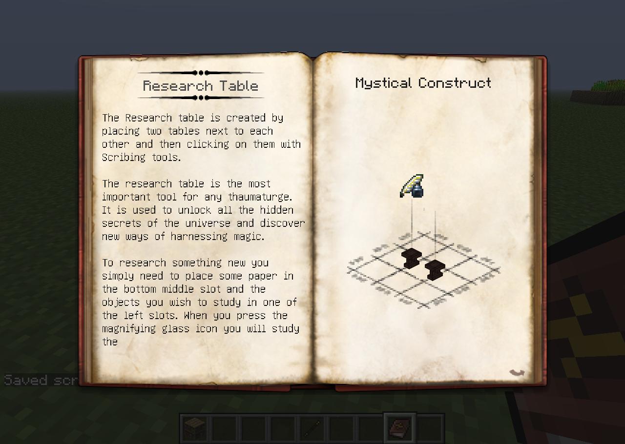 Research Table | Thaumcraft 3 Wiki | FANDOM powered by Wikia