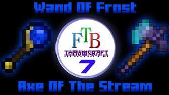Wand Of Frost & Axe Of The Stream Tutorial